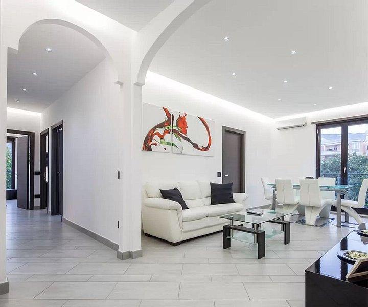 Esclusivo super lusso centrale ideale per Sorrento Capri Positano Amalfi, holiday rental in Piano di Sorrento