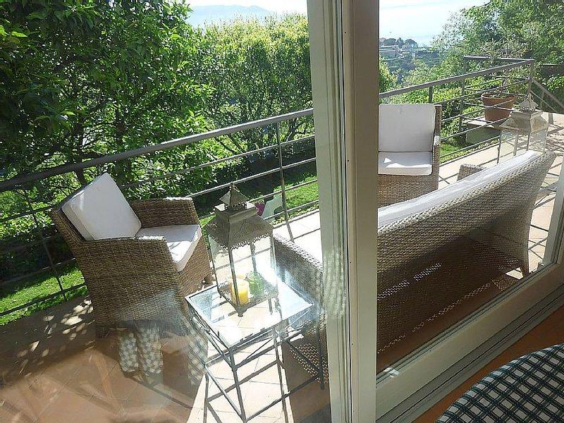 Villa Lilia appartamento in Costiera Amalfitana, holiday rental in Vietri sul Mare