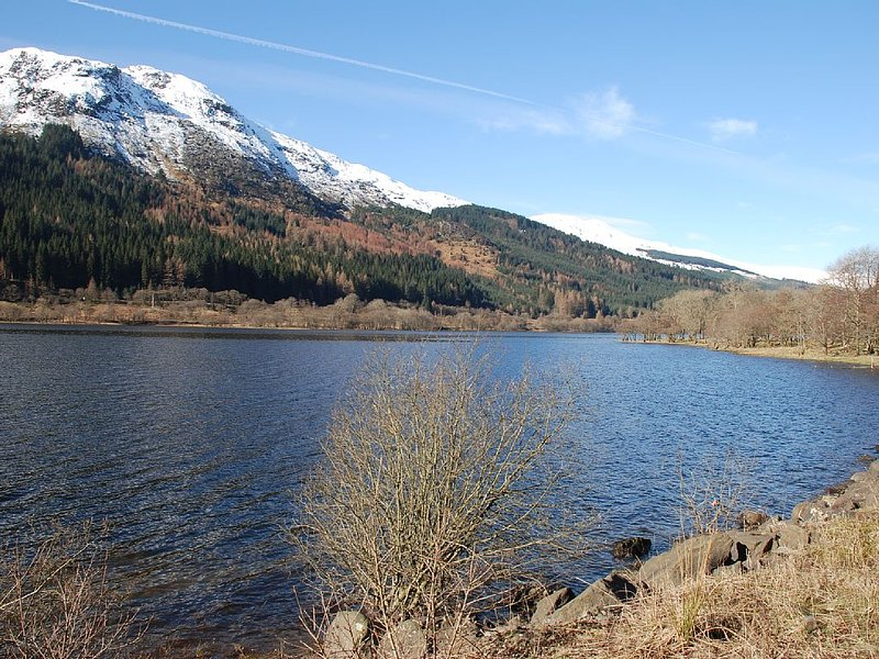 Blinkbonnie Apartment It's The Gateway To The Scottish Highlands., vacation rental in Callander