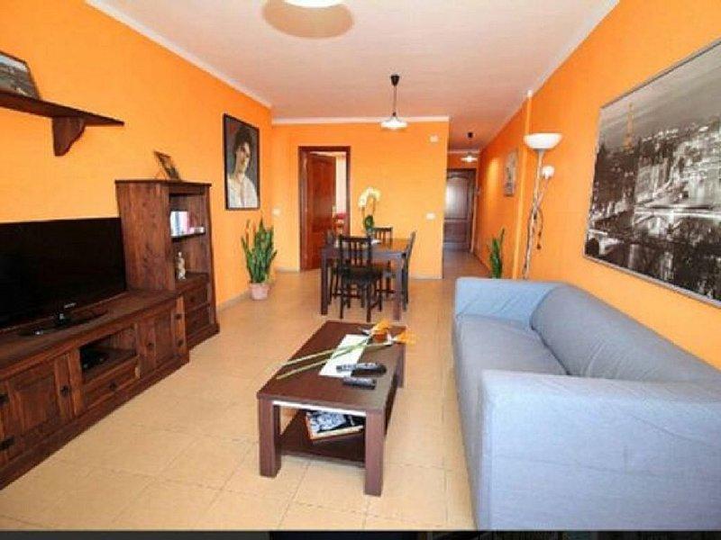 Apartamento familiar amplio Miguelangelo., holiday rental in Pedregales