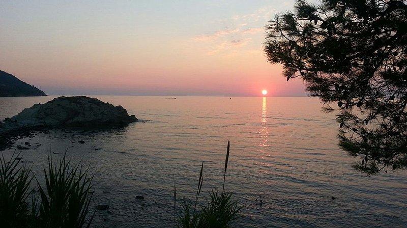 Villetta sul mare - Agropoli(Trentova), location de vacances à Agropoli