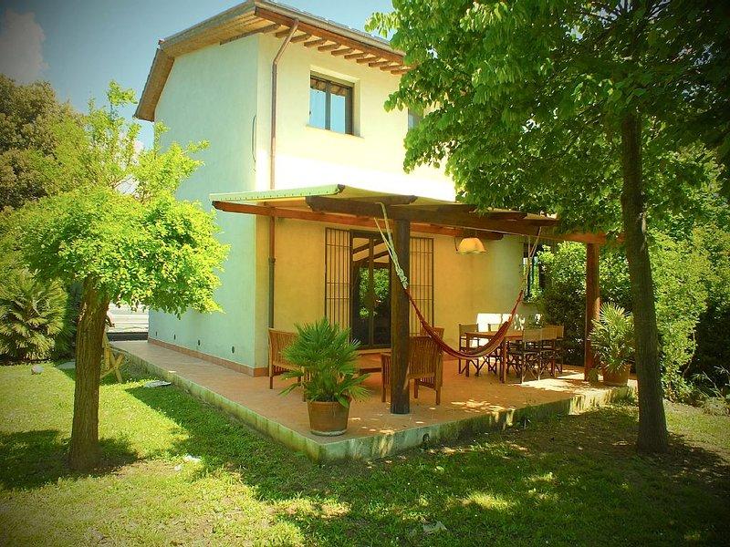 Casale Degli Zizzoli 'Il Fienile', holiday rental in Lavoria