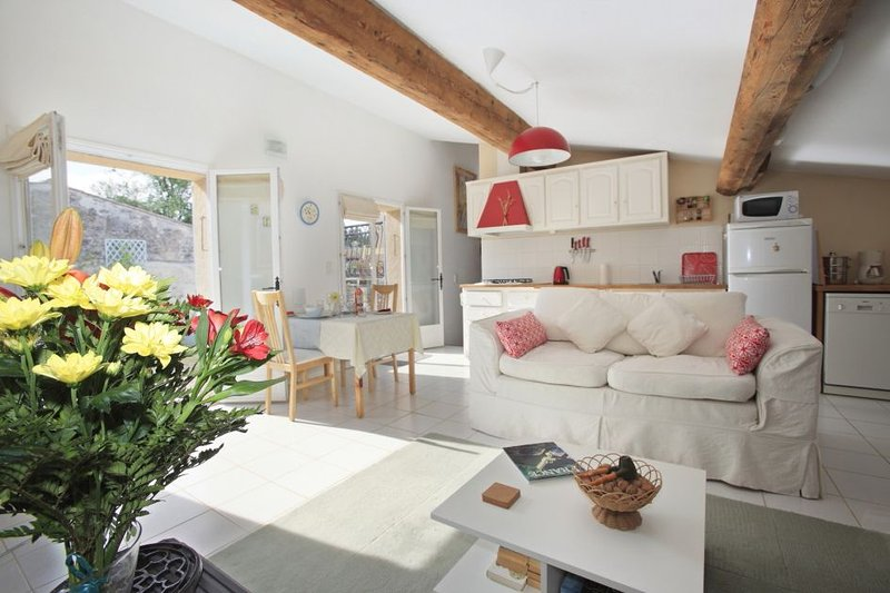 De Luxe Gite in Tarn sleeps 2 (4 stars) near Lautrec and Castres, Tarn,SW France, holiday rental in Damiatte