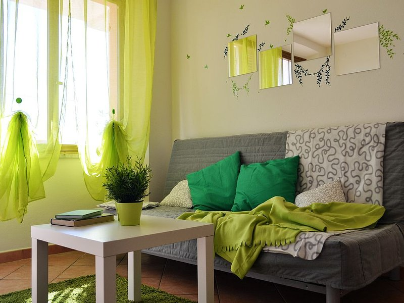 Cala Gonone - Grazioso appartamento in villetta con giardino, alquiler vacacional en Cala Gonone