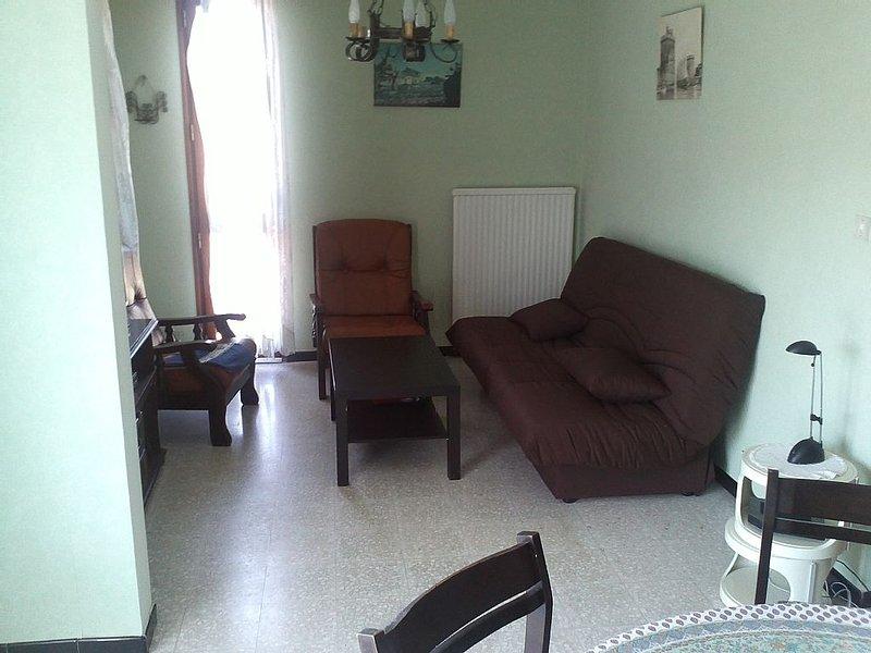 Luberon Apt grand appartement F4, aluguéis de temporada em Buoux