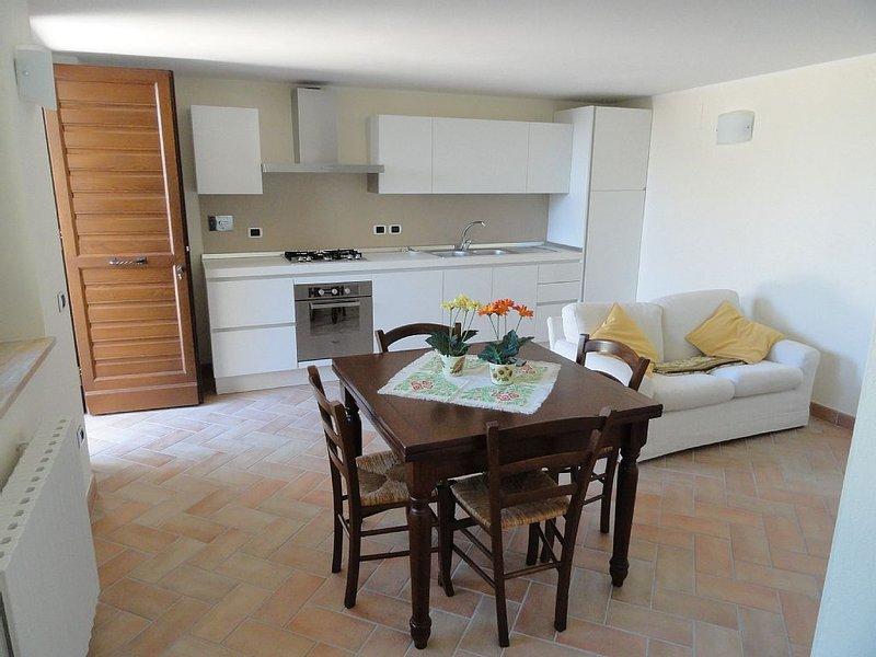 Appartamento alle porte di Assisi, aluguéis de temporada em San Vitale