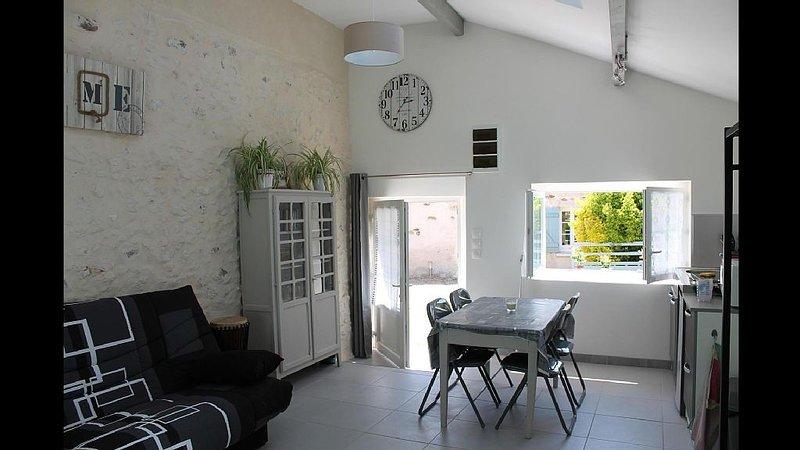 Studio de charme à  la campagne - 50 min de paris - 27 m2, aluguéis de temporada em Dourdan