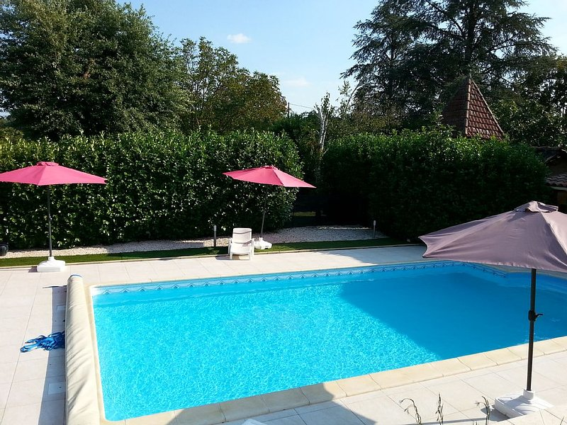 19th Cent. Country Villa with pool and private cinema. – semesterbostad i Tarn-et-Garonne