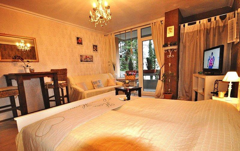 gemütlich - kostengünstig - elegant - WLAN gratis, holiday rental in Veltheim