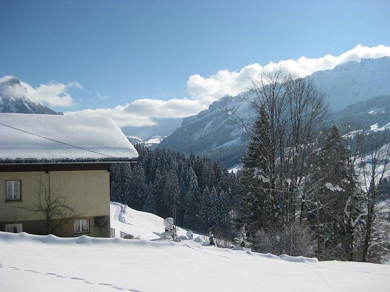 Haus, für Ruhe und Erholung auf dem Lande, holiday rental in Canton of Bern