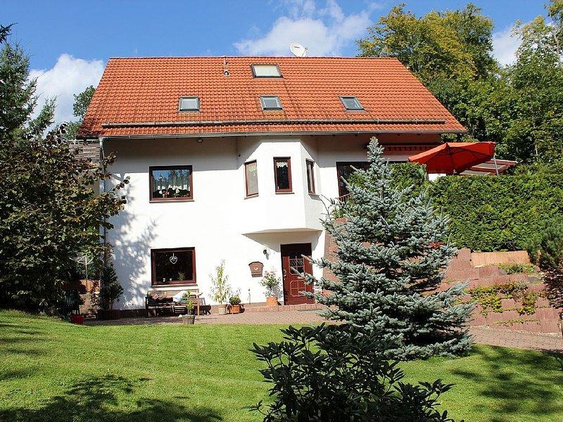 3*** Ferienwohnung Am Kurpark in Neustadt/Harz, holiday rental in Urbach