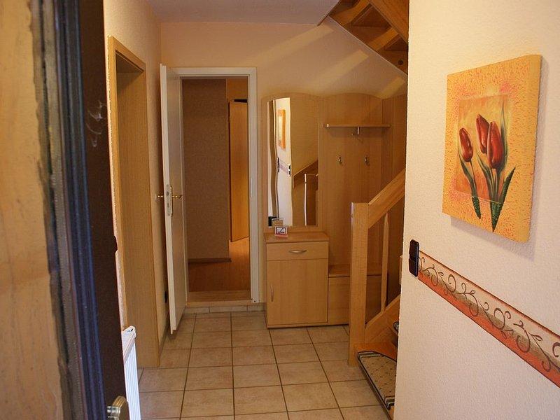 110 m² Ferienhaus. 4 Schlafz., 3 Badez., Wohnzimmer und eine Küche, location de vacances à Walkenried