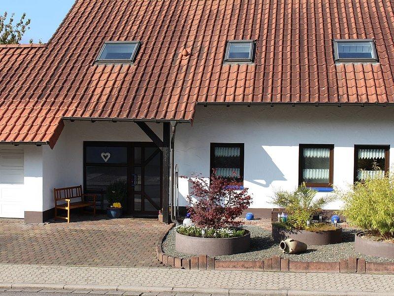 familienfreundlich, ruhig, ebenerdig, Nähe zu Radwegen, Freizeiteinrichtungen,, vacation rental in Neunkirchen