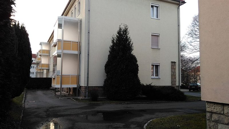Ferienwohnung in Pirna OTSonnenstein, holiday rental in Pirna