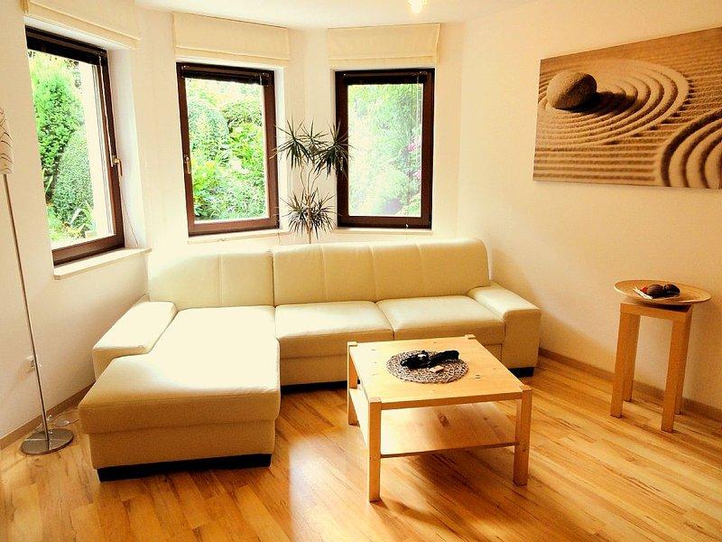 Ruhig gelegene Ferienwohnung, hochwertig und liebevoll eingerichtet, location de vacances à Rabenau