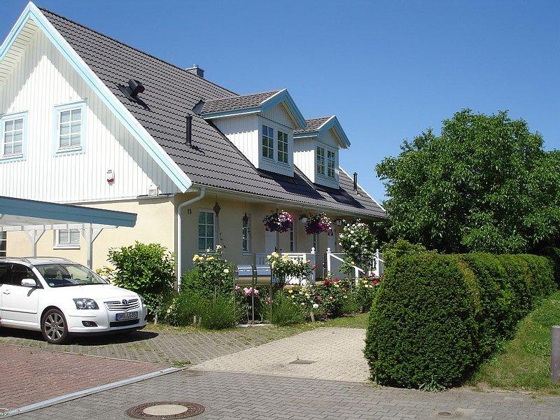 Übernachtung: Schwedenhaus im Norden von Berlin, vacation rental in Oberkraemer