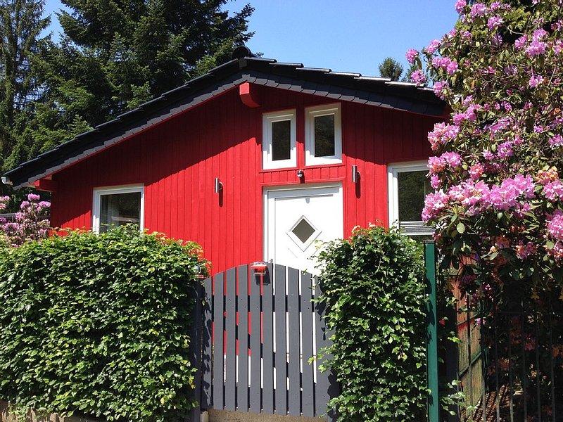 Unser  Ferienhaus im idyllischen Rurtal am Nationalpark , kein Durchgangsverkehr, location de vacances à Schleiden