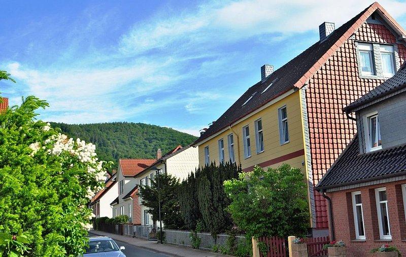 komfortabel - stilvoll - Ideallage: Lebensart im seniorenfreundlichen EG, holiday rental in Veltheim