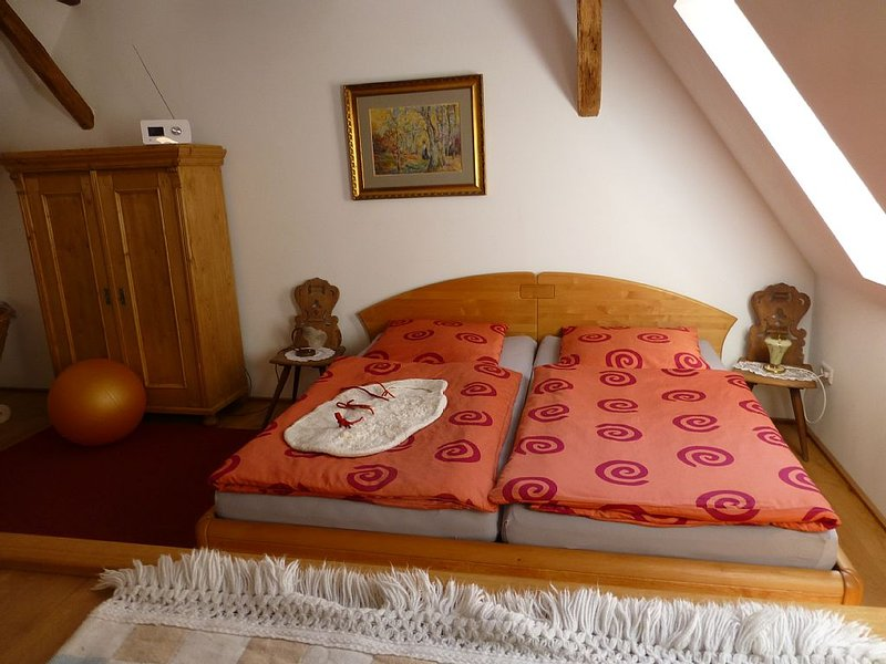 Hell,stilvoll-komfortabel im sonnenumfluteten  Fachwerkanwesen, holiday rental in Dorrenbach
