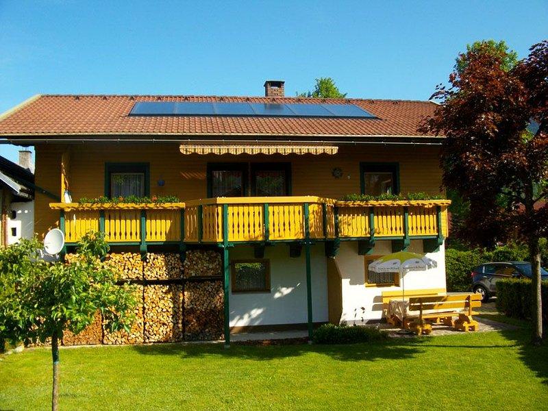 'Urlaub im eigenen Haus' - Region Nassfeld-Hermagor-Pressegger See, holiday rental in Greifenburg