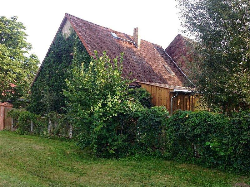 Seele baumeln lassen zwischen Elbe und Dübener Heide, vacation rental in Torgau