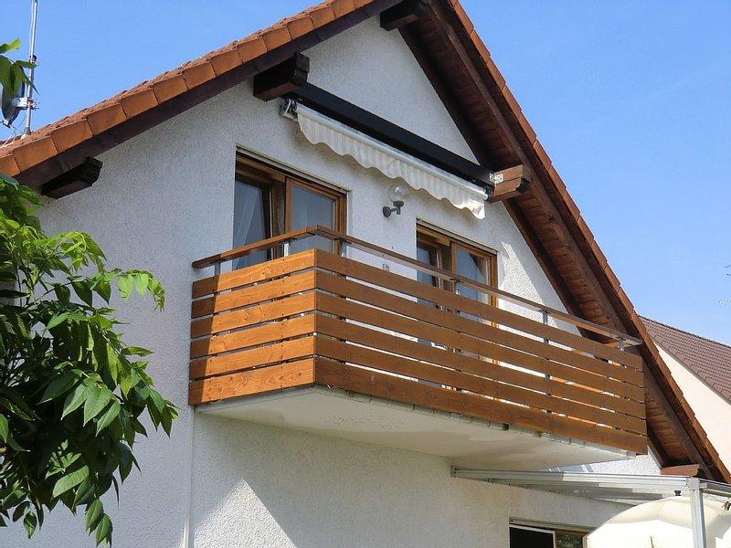 Balcone al giardino