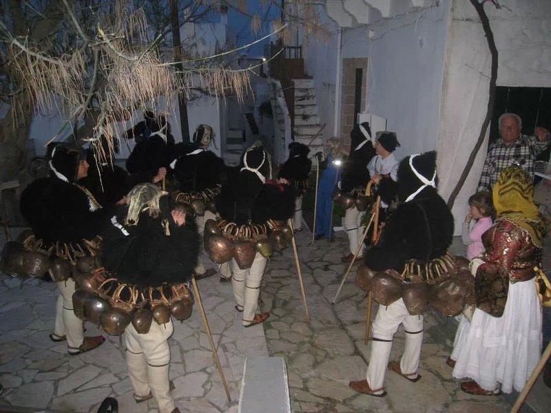 traditioneller Karneval
