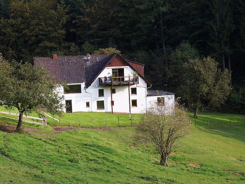 110 m² FeWo mitten in der Natur!, holiday rental in Hemer