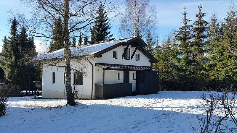 Wunderschönes Ferienhaus im Bayerischen Wald, location de vacances à March