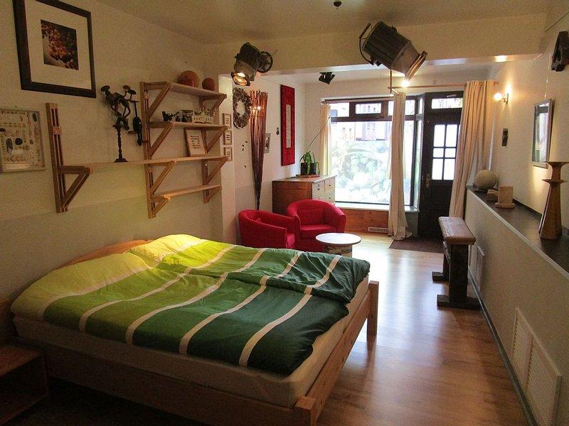 individual, cozy apartment, location de vacances à Rostock
