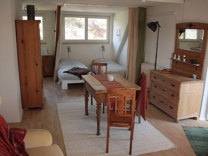 Studio zur Pegnitzaue, aluguéis de temporada em Franconia
