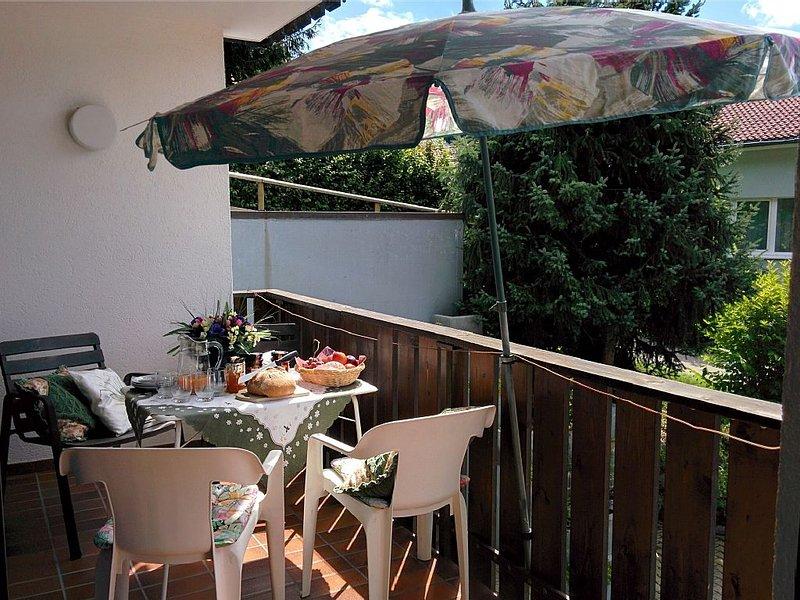 Zentral gelegene Ferienwohnung in St Blasien, holiday rental in Sankt Blasien
