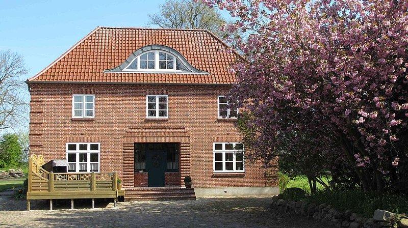 Ferienwohnung mit Küche, Schlafzimmer, Wohnzimmer und Badezimmer, 80qm, 4Pers., location de vacances à Fehmarn