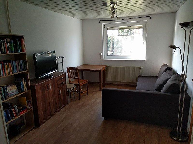 Apartment am Steinhuder Meer, in Nähe der Badeinsel, holiday rental in Wunstorf