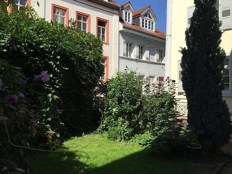 Apartment in sehr zentraler Lage mit allen Annehmlichkeiten, vacation rental in Schwetzingen