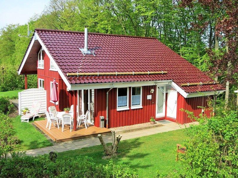 Ferienhaus Mia mit ca. 70qm für max. 5 Personen, holiday rental in Auetal