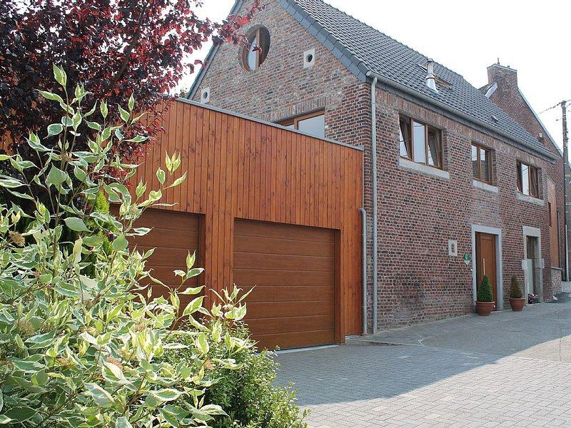 Gîte familial au coeur du Pays de Herve.  Jusqu'à 6 personnes., vacation rental in Henri-Chapelle