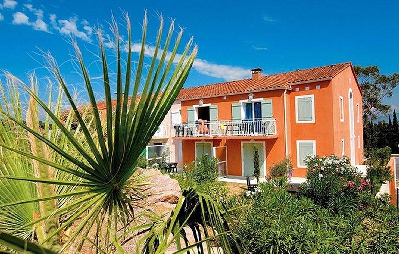 Résidence Domaine des Eucalyptus à Saint Aygulf, vacation rental in Fréjus