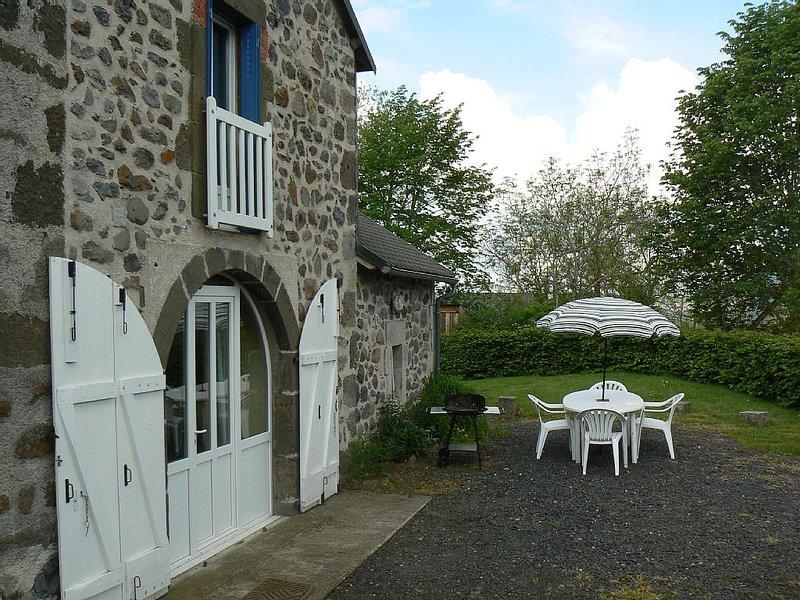 Gite du Limon près du Puy Mary:Grand Site de France, holiday rental in Montboudif