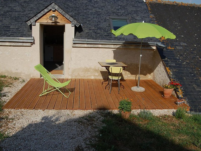 30m2 studio flat (2 persons) near the castles of, holiday rental in Champigny-en-Beauce