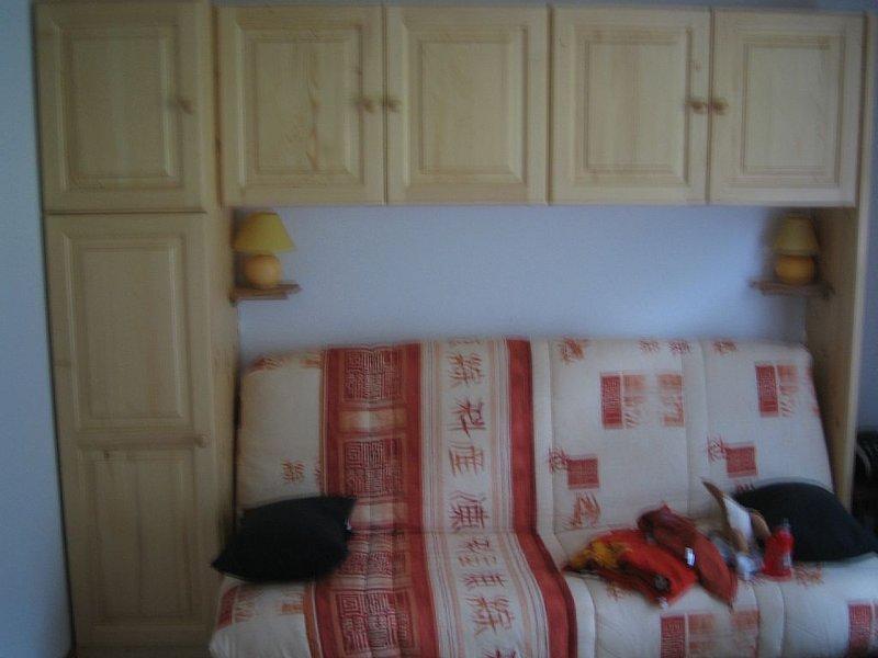 Studio 4 beds, holiday rental in Vacheresse