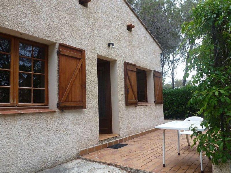le jas de Laure  au pied du cap Sicié, casa vacanza a La Seyne-sur-Mer