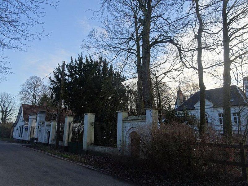 Gîte du Manoir du Loubarré, location de vacances à Wail