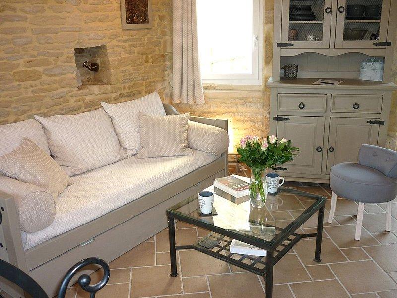 Séjour cocooning et historique en Normandie, vacation rental in Fontaine-Henry