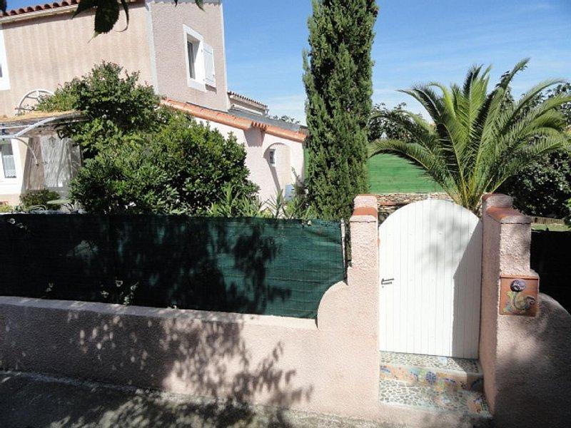 SOREDE, villa de vacances proche mer et montagne, holiday rental in Saint-Andre