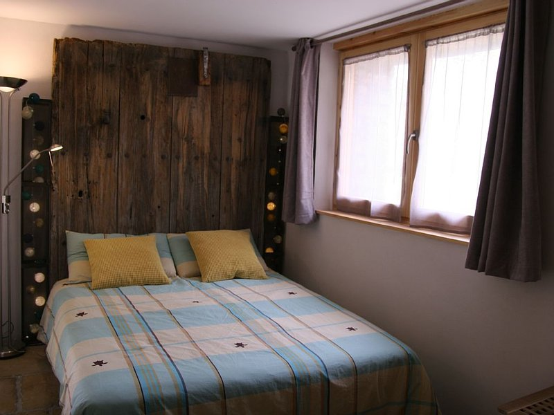 Une chambre...charmante!