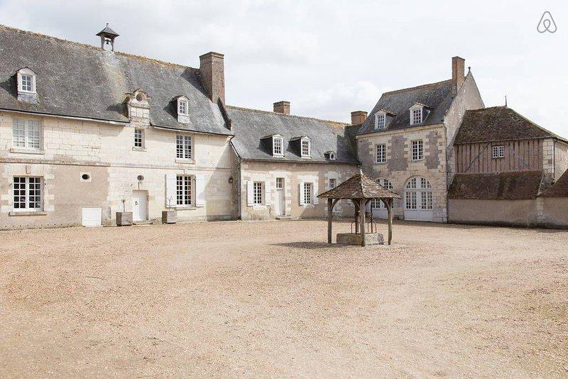 Gîte au coeur des Châteaux de la Loire - 3km de Villandry, holiday rental in Ballan Mire