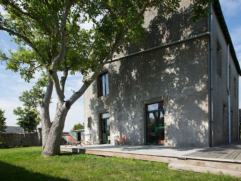 Au calme - Villa Saint Aubin à Guérande, casa vacanza a Guerande