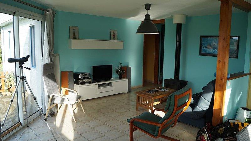 Sea View Holiday House, alquiler de vacaciones en Camaret-sur-Mer