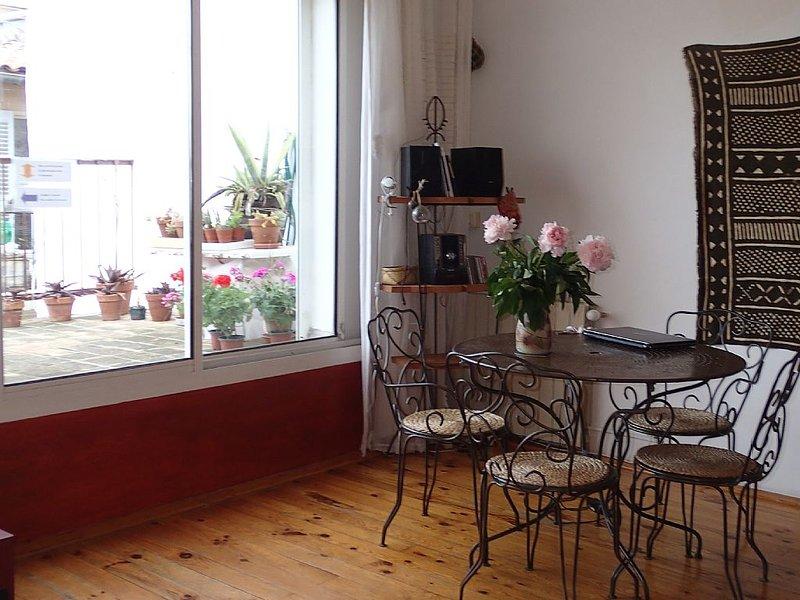 Grand DUPLEX au PANIER quartier VIEUX PORT :) TERRASSE Vue Charme Calme, alquiler vacacional en Marsella